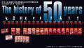 ポッキー50年