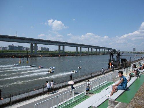 10江戸川競艇