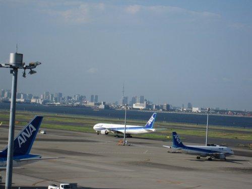 13羽田空港