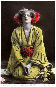 japonisme lady