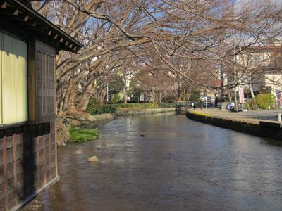 1501白滝公園と桜川