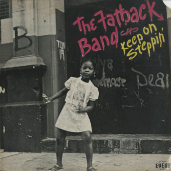 SL_FATBACK BAND_KEEP ON STEPPIN_201501