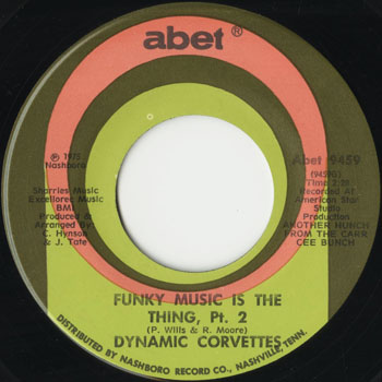 SL_DYNAMIC CORVETTES_FUNKY MUSIC IS THE THING_20150129