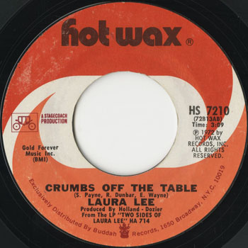 SL_LAURA LEE_CRUMBS OFF THE TABLE_20150129