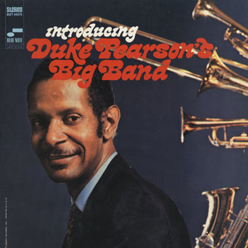 JZ_DUKE PEARSON_INTRODUCING DUKE PEARSONS BIG BAND_201502
