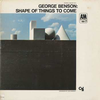 JZ_GEORGE BENSON_SHAPE OF THINGS TO COME_201502