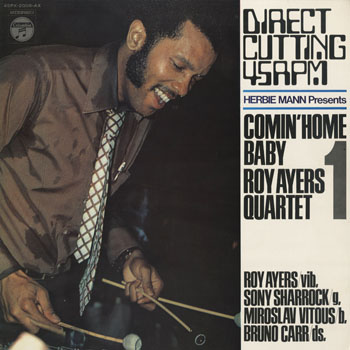 JZ_ROY AYERS QUARTET_COMIN HOME BABY_201502