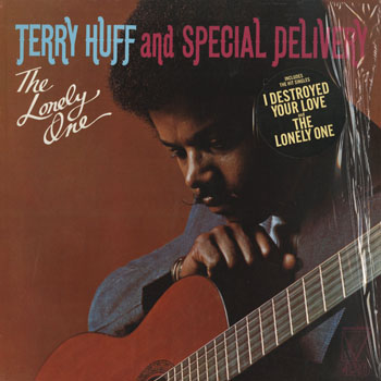 SL_TERRY HUFF_THE LONELY ONE_201502