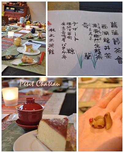 菖蒲節茶会2015