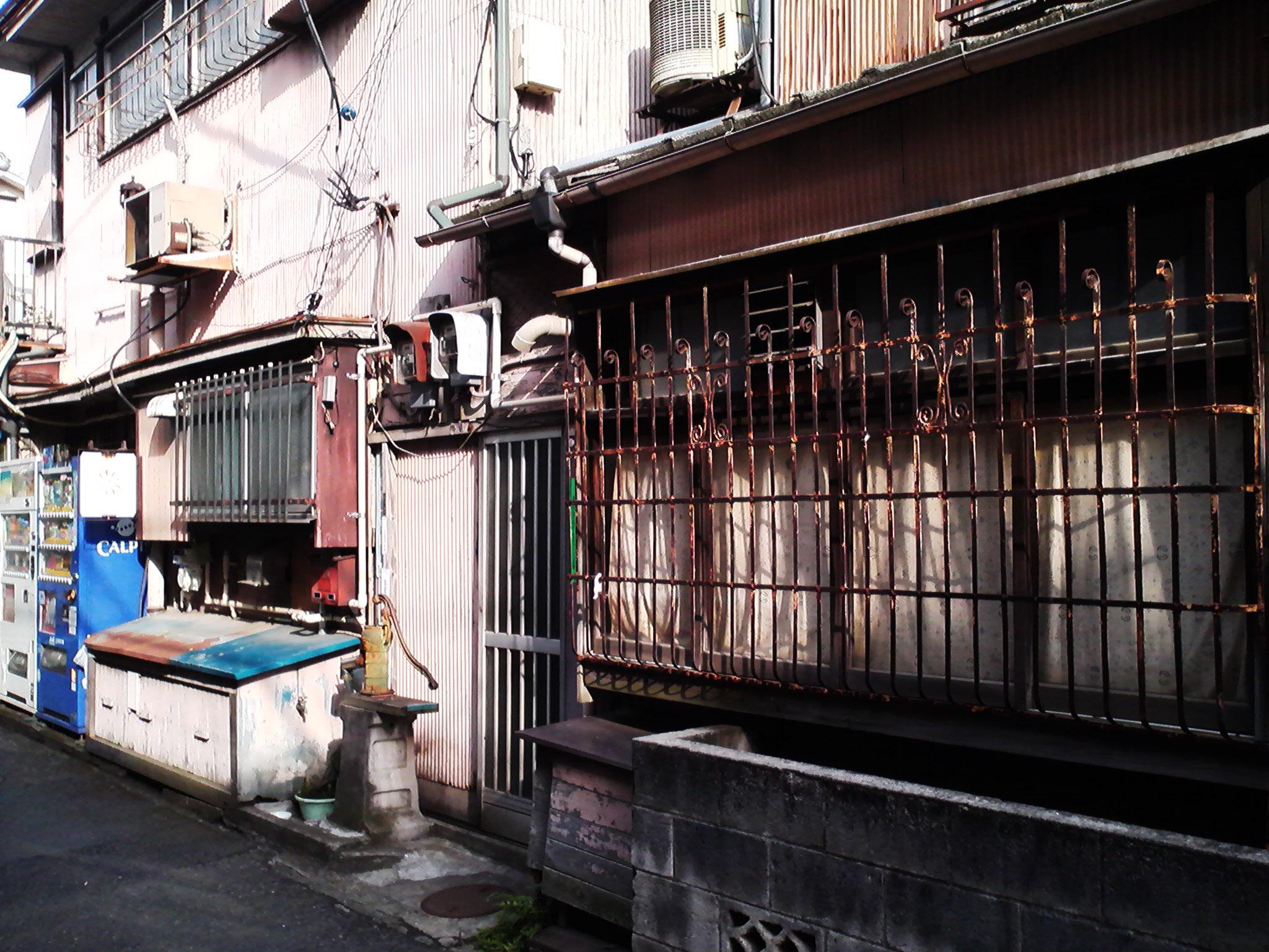 井戸のある家