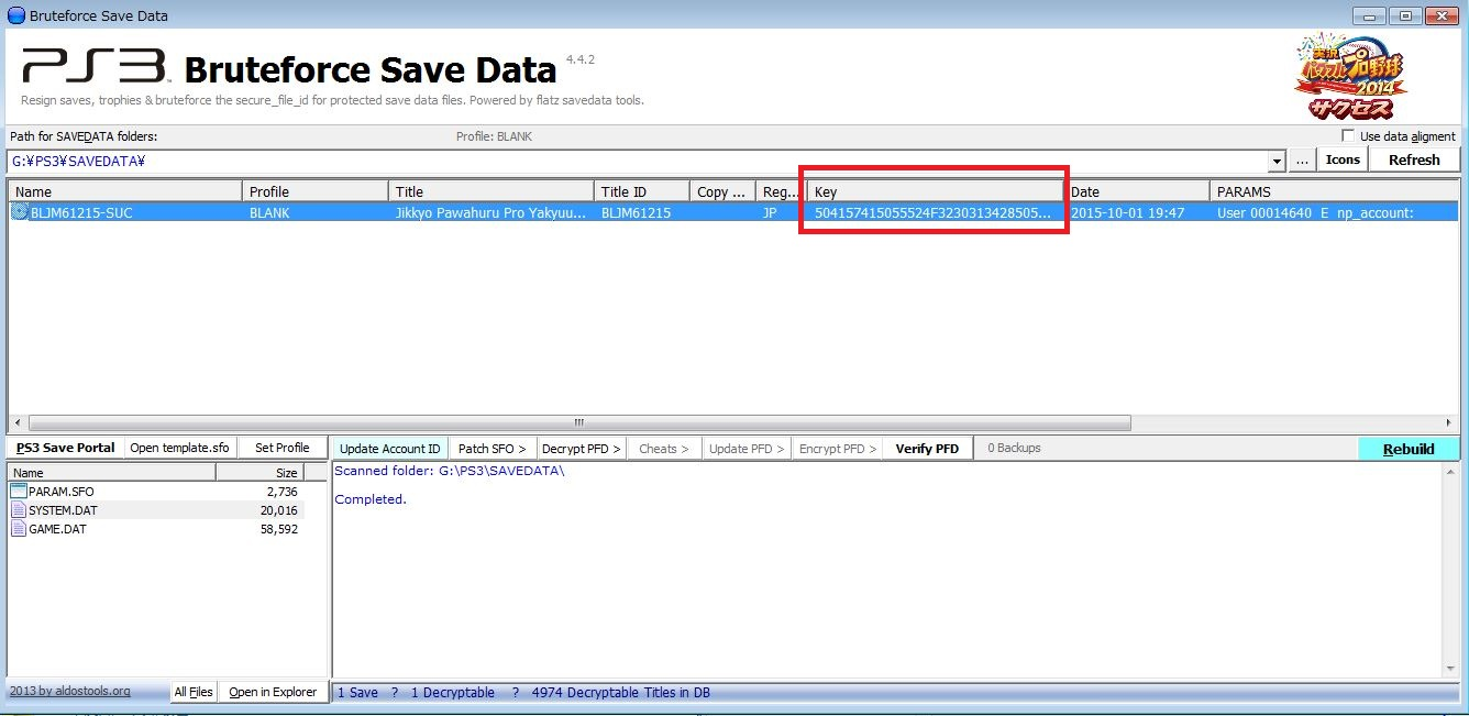 gt5 bruteforce save data