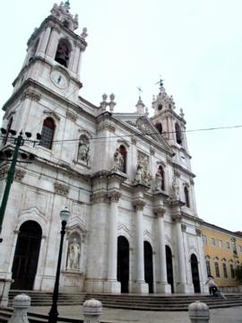 ポルトガル022エストレーラ大聖堂