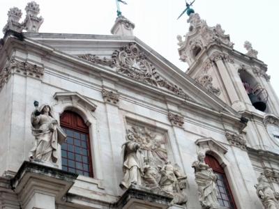ポルトガル023エストレーラ大聖堂