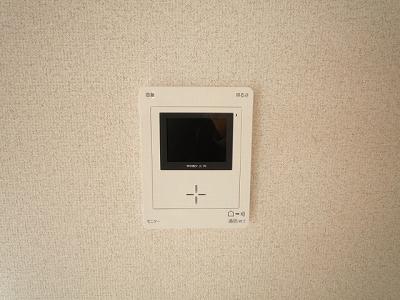 テレビドアホン室内機