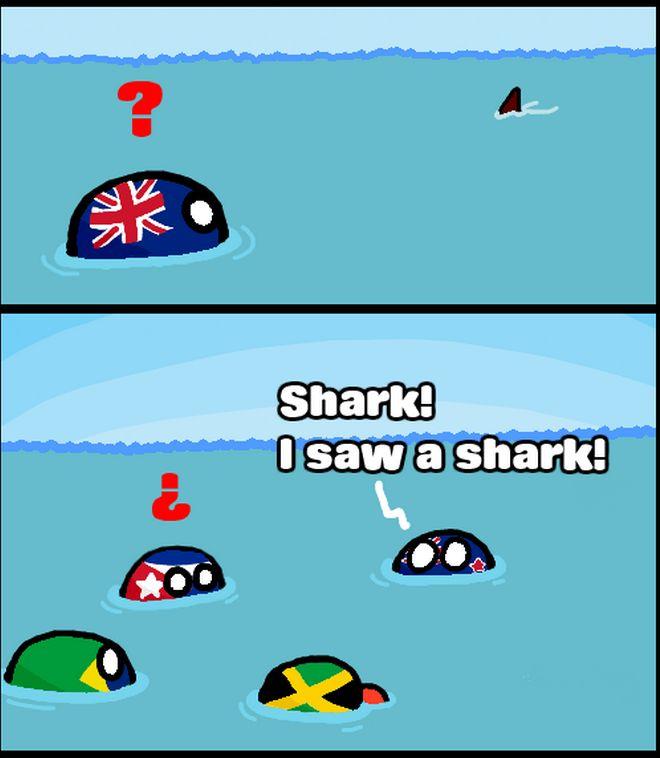 吠える鮫 (2)
