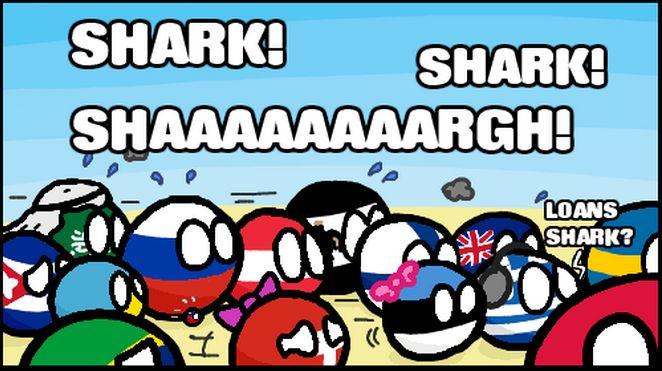 吠える鮫 (3)