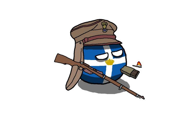 ギリシャの進化 (11)