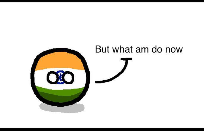 インドはどうしたらいいの? (2)