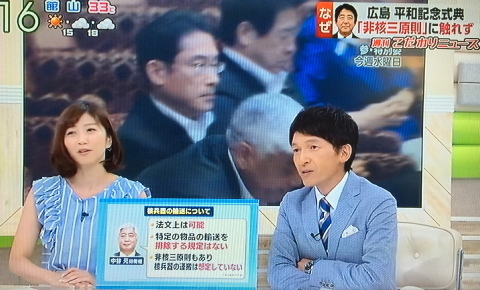 ... を斬る TBS佐古忠彦の偏向司会