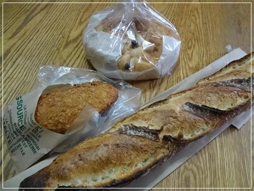 TSUMUGI購入パン