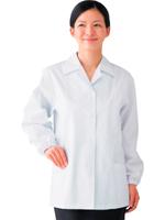 女子長袖白衣綿 SKP335