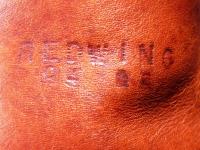 半円犬タグ 92年製 875 アイリッシュセッター