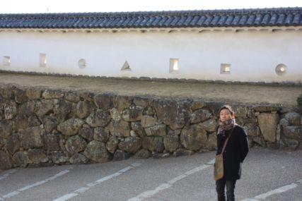 201501姫路城狭間ひとし
