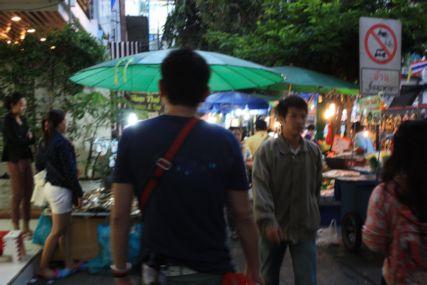 2014バンコクプラトゥーナム1日目夜1