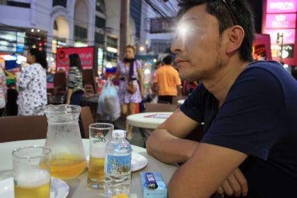 2014バンコクプラトゥーナム1日目夜hitoshi