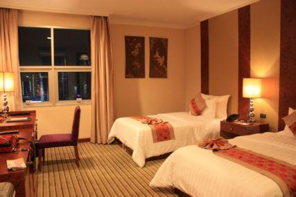 2014バンコクバークレイホテル