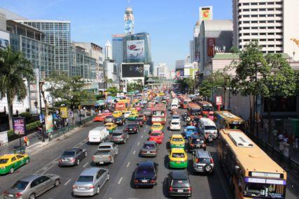 2014バンコク街歩き1