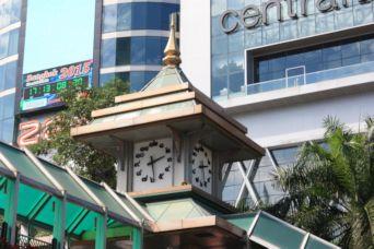 2014バンコク時計
