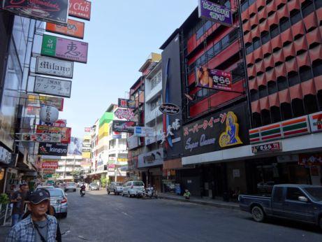 2014バンコク街歩き日本人街