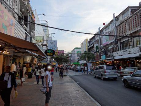 2014バンコク街歩きサイアムスクエア2