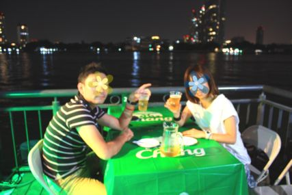 2014バンコクアジアティックチャンビール