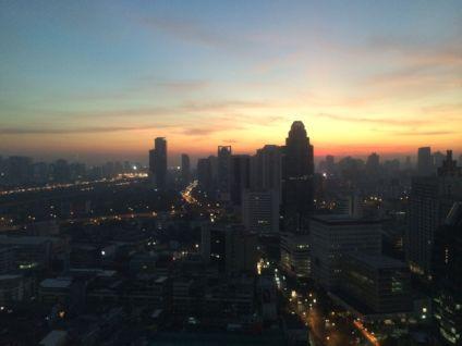 2014バンコクの朝
