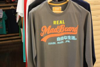 2014バンコク日本語Tシャツ