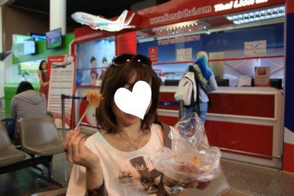 2014バンコクドンムアン空港マキ