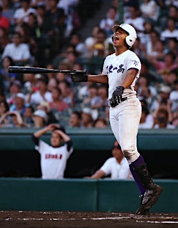 【野球ネタ】オコエ君、新井さんの素質があった