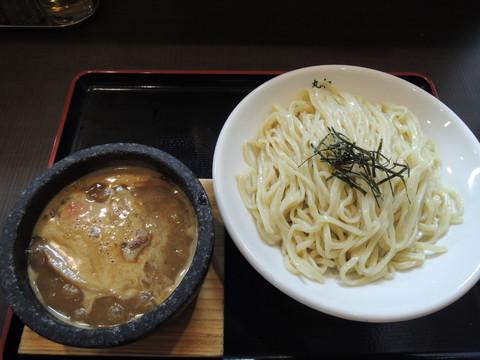 丸和つけ麺(中盛り)300g(830円)