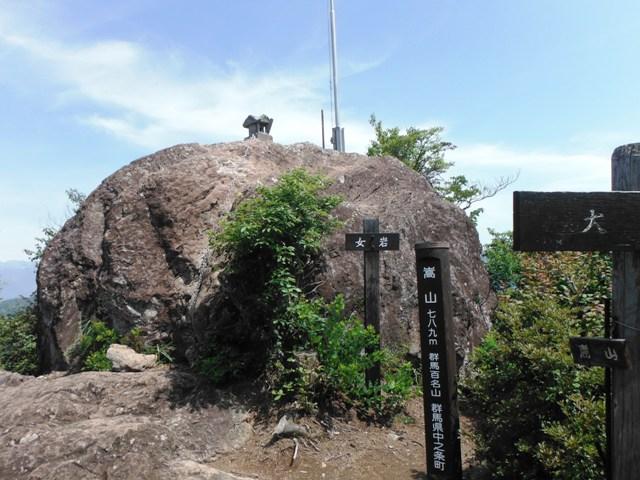 嵩山城(中之条町) (112)