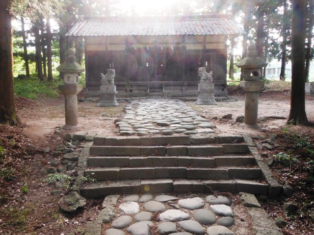 依田神社②