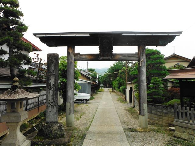 今井神社(長野市) (3)