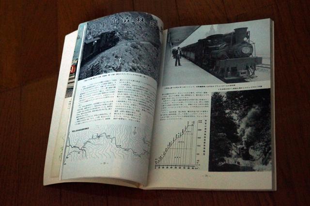 阿里山森林鉄路の記事