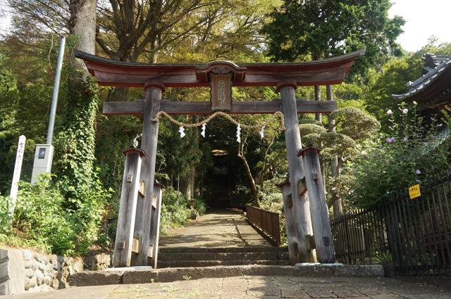 与瀬神社興瀬神社の参道