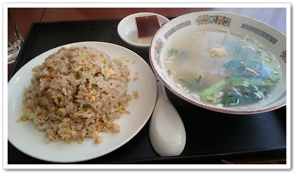 ミューザ川崎近くの中華料理屋さん