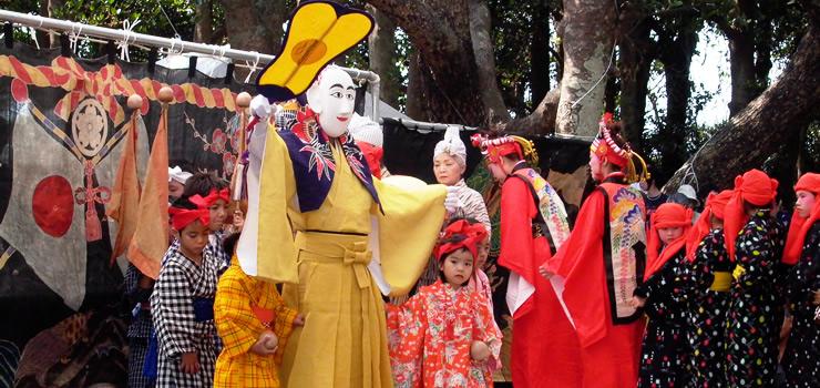 小浜島結願祭