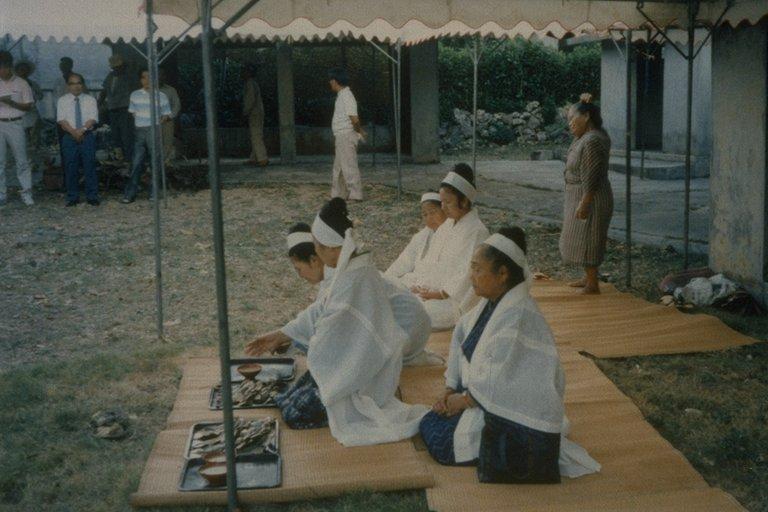 ヤガンウユミ、ナーマチ(火の神まつり)