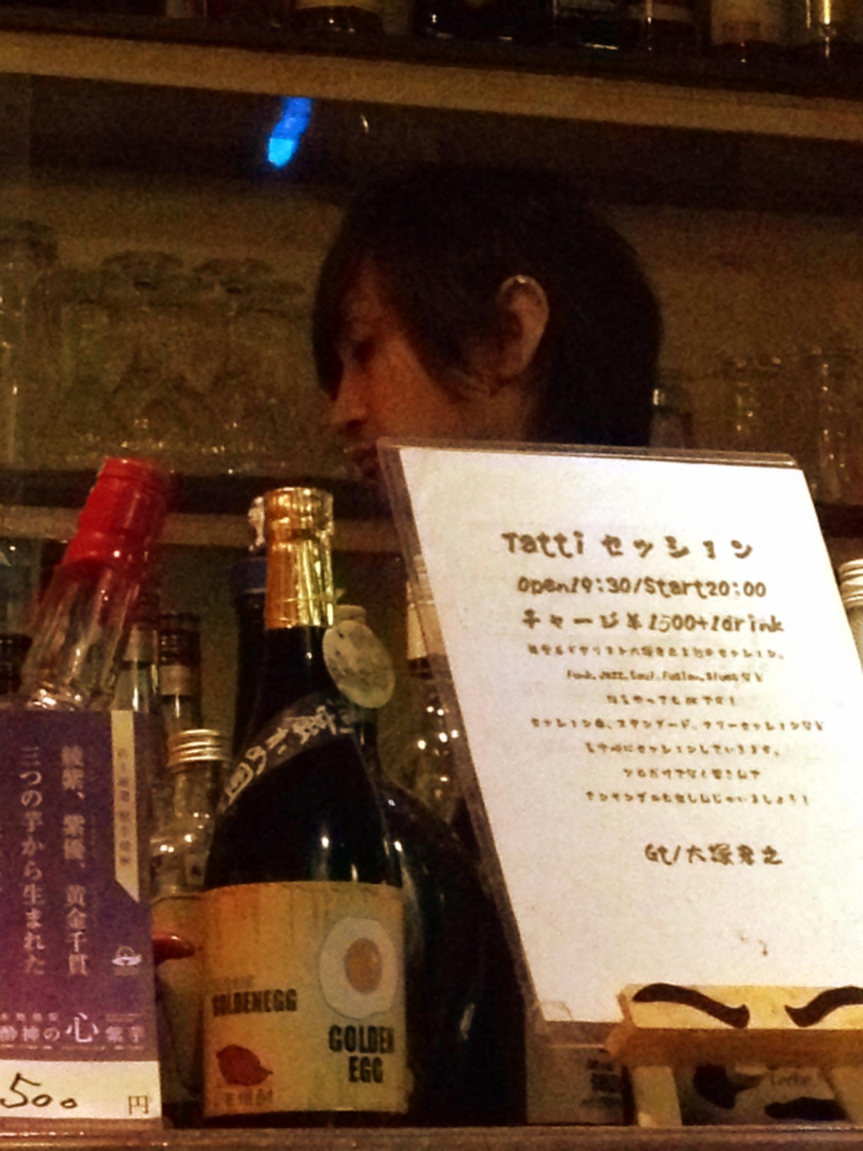 歌舞伎町Golden Eggにて多門くん