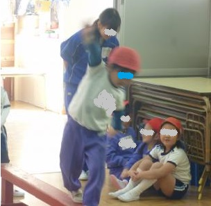 体操教室201401③